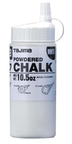 ผงชอล์กสีขาว TAJIMA PLC2W300