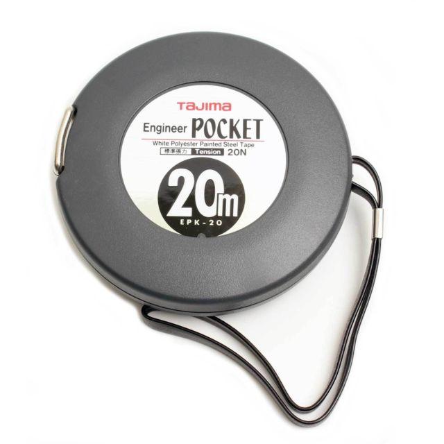 TAJIMA Engineer Pocket Tape EPK-20BL