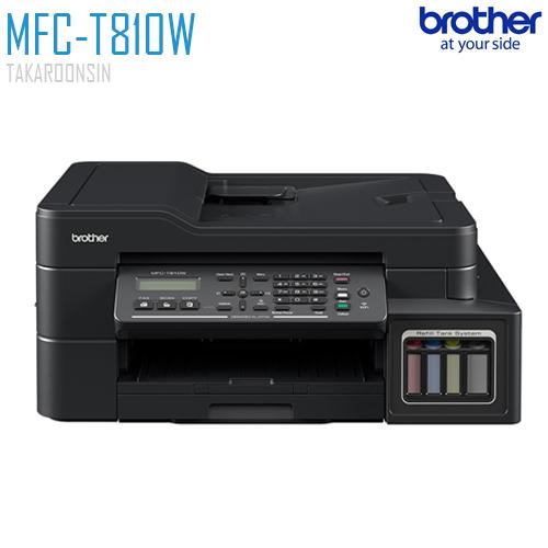 เครื่องพิมพ์ BROTHER MFC-T810W