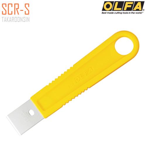มีดคัตเตอร์ชนิดพิเศษ OLFA SCR-S