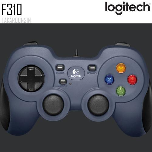 เกมแพดไร้สาย Logitech F310 Wireless Gamepad