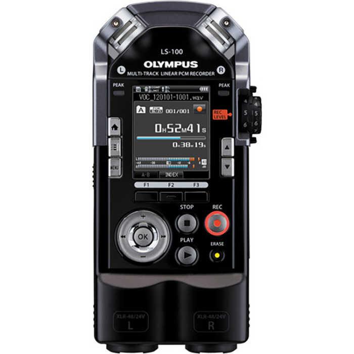 เครื่องอัดเสียง OLYMPUS LS-100