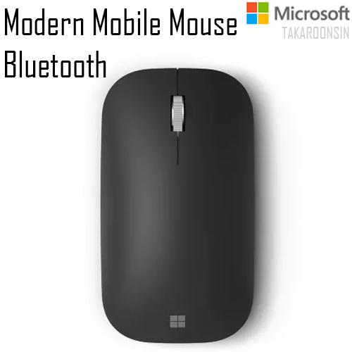 เมาส์ Microsoft รุ่น Modern Mobile Mouse Bluetooth