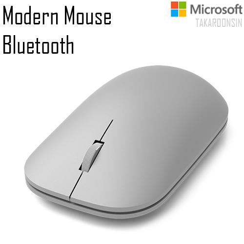 เมาส์ Microsoft รุ่น Modern Mouse Bluetooth