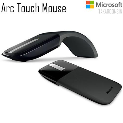 เมาส์ Microsoft รุ่น Arc Touch Mouse