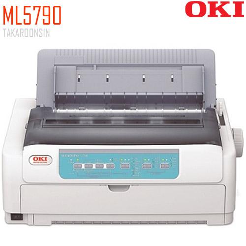 เครื่องพิมพ์ Dot Matrix OKI ML5790 (แคร่สั้น)