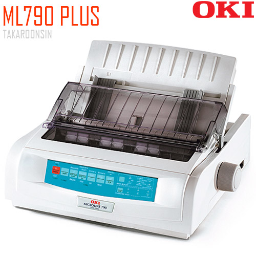 เครื่องพิมพ์ Dot Matrix OKI ML790 PLUS (แคร่สั้น)