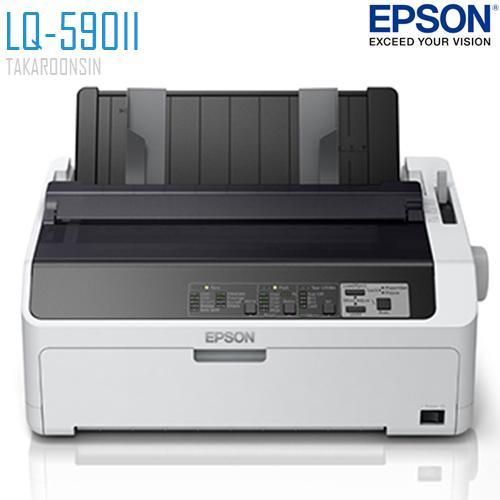 เครื่องพิมพ์ Dot Matrix EPSON LQ-590II (แคร่สั้น)