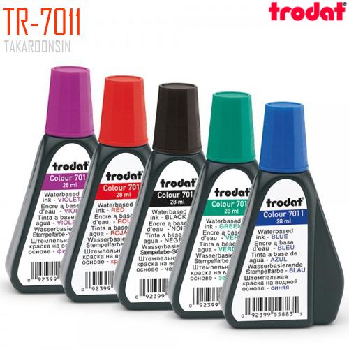 หมึกเติมตรายาง TRODAT TR-7011