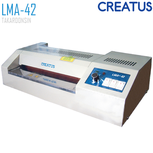 เครื่องเคลือบบัตร CREATUS LMA-42 (A4)