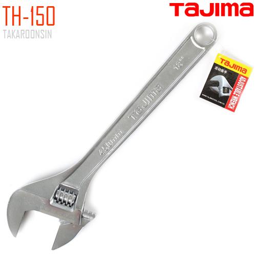 กุญแจเลื่อน ขนาด 6 นิ้ว TAJIMA TH-150