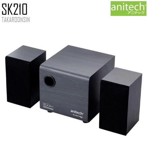 ลำโพง ANITECH STEREO SPEAKER SK210