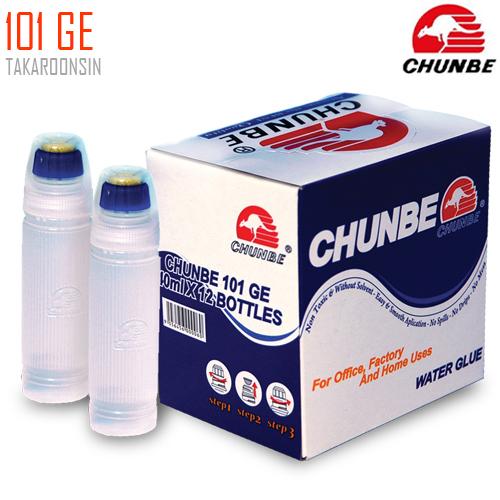 กาวน้ำหัวฟองน้ำ CHUNBE 101 GE 40 ml.