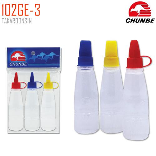 กาวน้ำ CHUNBE 102GE-3 28 ml.