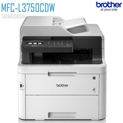 เครื่องพิมพ์ BROTHER DCP-L3750CDW COLOR LED PRINTER MFC