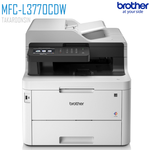 เครื่องพิมพ์ BROTHER DCP-L3770CDW COLOR LED PRINTER MFC