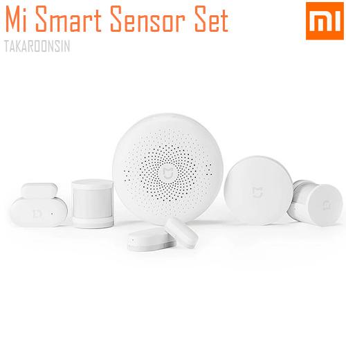 ชุดเซนเซอร์อัจฉริยะ XIAOMI Mi Smart Sensor Set