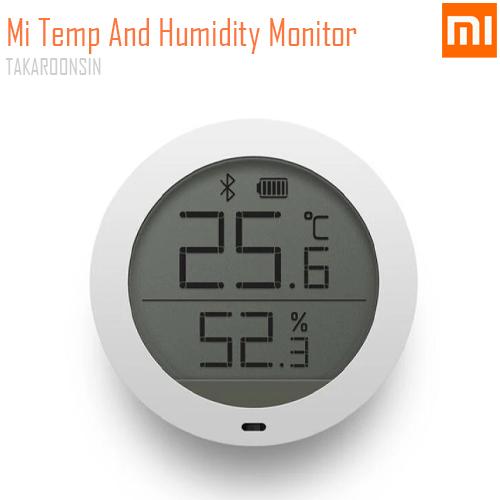 เครื่องวัดอุณหภูมิและความชื่น XIAOMI