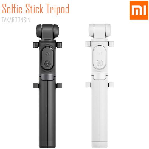 ไม้เซลฟี่+ขาตั้ง XIAOMI 2in1 Tripod Selfie Stick