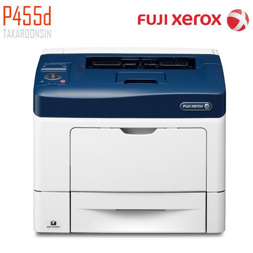 เครื่องพิมพ์เลเซอร์ ขาวดำ A4 FUJI XEROX P455d