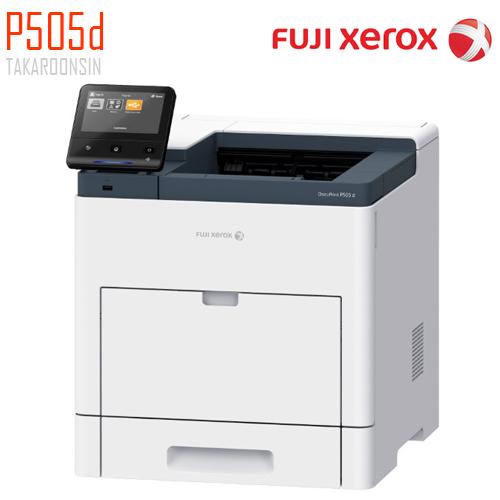 เครื่องพิมพ์เลเซอร์ ขาวดำ A4 FUJI XEROX P505d
