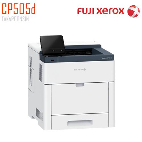 เครื่องพิมพ์ FUJI XEROX CP505d COLOR LASER PRINTER