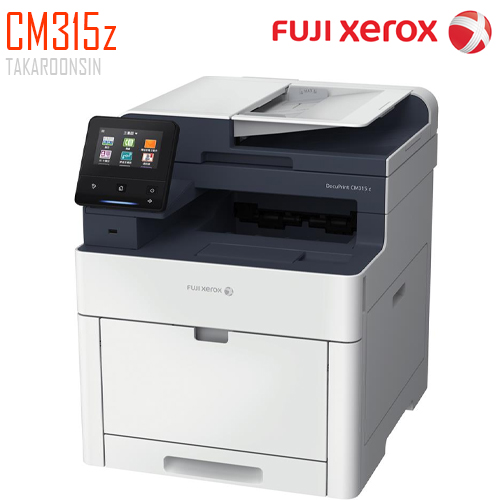 เครื่องพิมพ์ FUJI XEROX DocuPrint CM315z COLOR LASER PRINTER