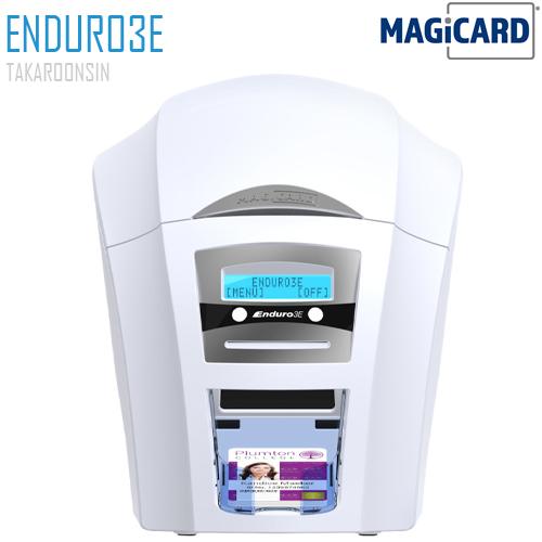เครื่องพิมพ์บัตรพลาสติก Magicard รุ่น Enduro3E Single-Sided