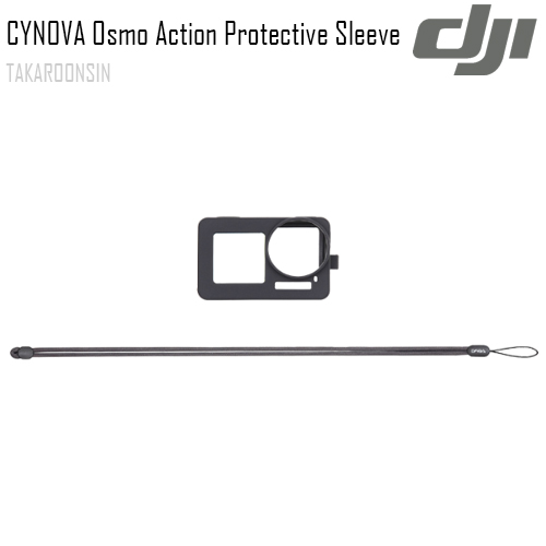 CYNOVA Osmo Action Protective Sleeve สำหรับ Osmo Action
