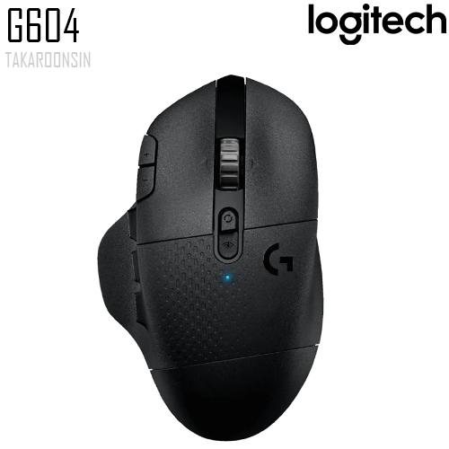 เมาส์เล่นเกมแบบไร้สาย Logitech G604