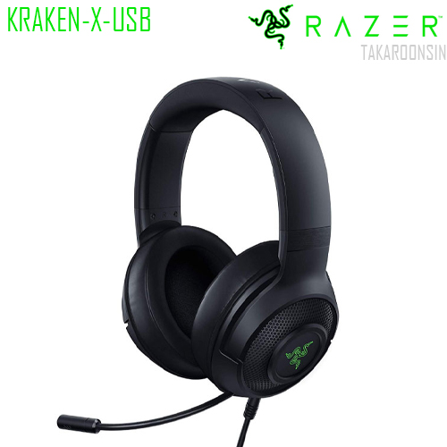 หูฟัง RAZER KRAKEN X USB