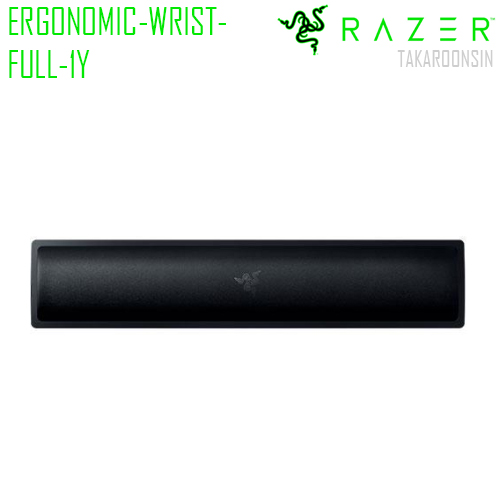 ที่รองข้อมือ RAZER ERGONOMIC WRIST REST FOR FULL-SIZE