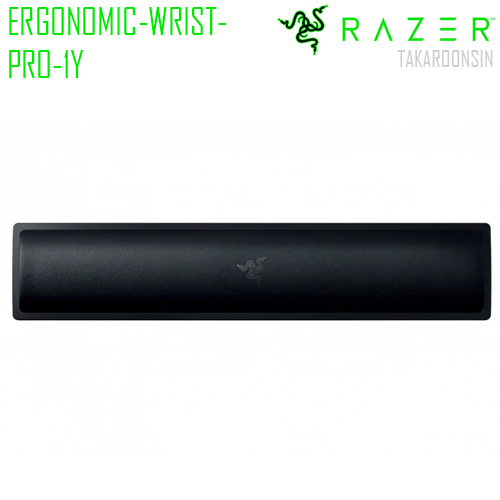ที่รองข้อมือ RAZER ERGONOMIC WRIST REST PRO FOR FULL-SIZE