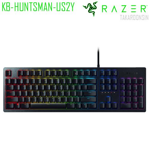 คีย์บอร์ดเกมมิ่ง RAZER K/B HUNTSMAN [US]
