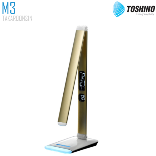 โคมไฟตั้งโต๊ะ หลอด 48 LED TOSHINO M3