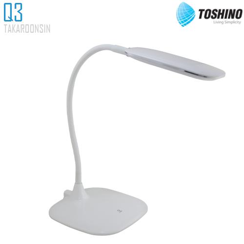 โคมไฟตั้งโต๊ะ หลอด 26 LED TOSHINO Q3