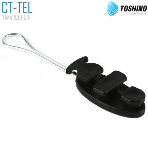 แคลมป์จับโทรศัพท์ TOSHINO CL-TEL