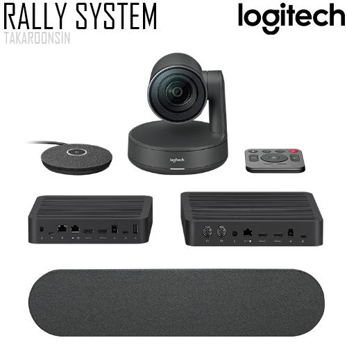 WEB CAMERA LOGITECH RALLY SYSTEM (Incl,1spkr 1 mic)