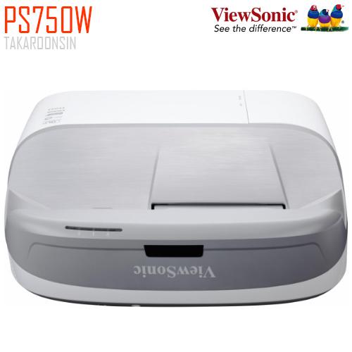 โปรเจคเตอร์ VIEWSONIC รุ่น PS750W