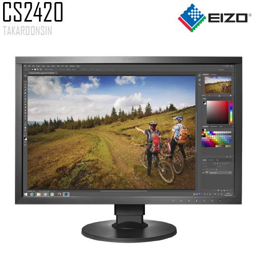 จอ MONITER 24.1 นิ้ว EIZO CS2420