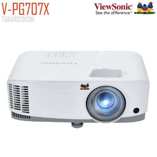 โปรเจคเตอร์ VIEWSONIC รุ่น V-PG707X