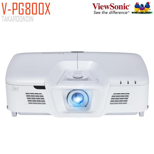 โปรเจคเตอร์ VIEWSONIC รุ่น PG800X