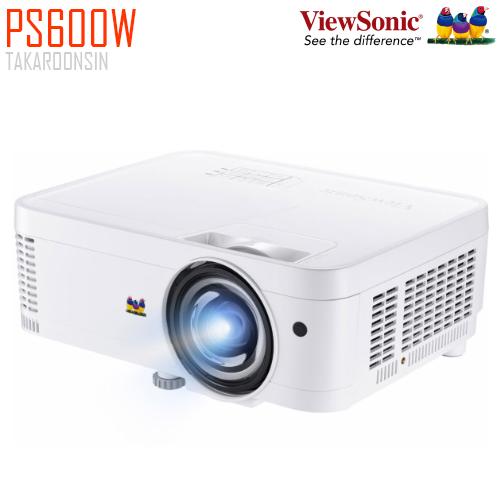 โปรเจคเตอร์ VIEWSONIC รุ่น PS600W