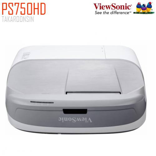 โปรเจคเตอร์ VIEWSONIC รุ่น PS750HD