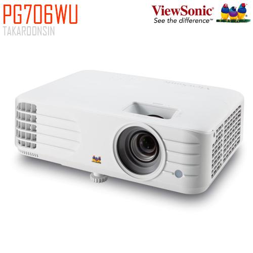 โปรเจคเตอร์ VIEWSONIC รุ่น PG706WU