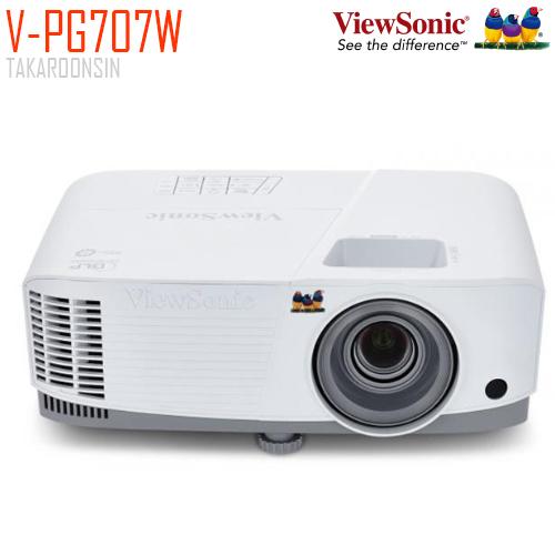 โปรเจคเตอร์ VIEWSONIC รุ่น V-PG707W