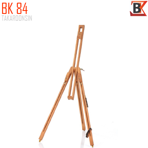ขาตั้ง วาดรูปภาพ ไม้ Project BK 84 Size 96x96x192 cm.