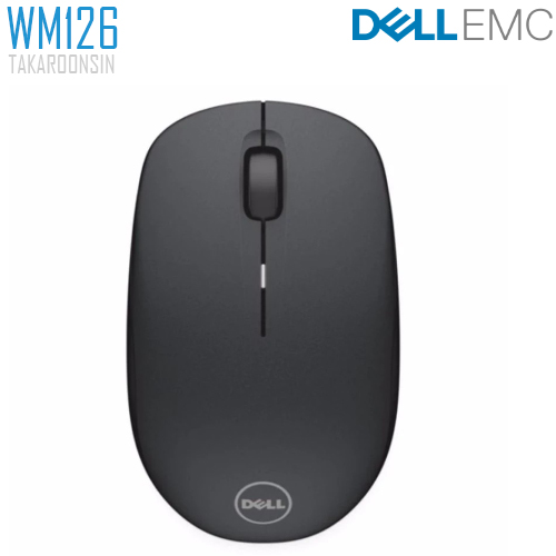 เมาส์ DELL PRO WIRELESS MOUSE WM126