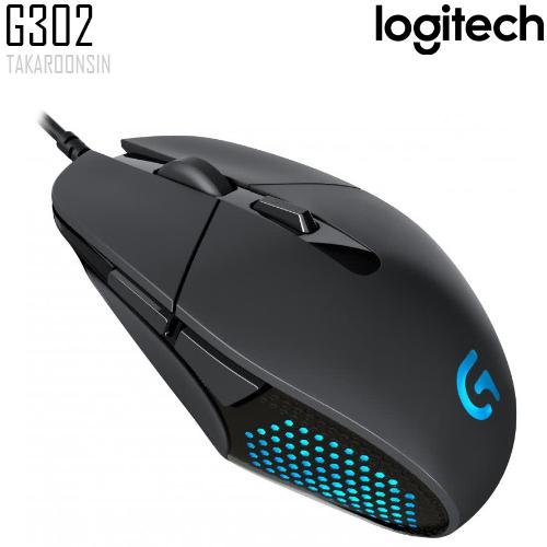เมาส์เกมมิ่ง LOGITECH G302