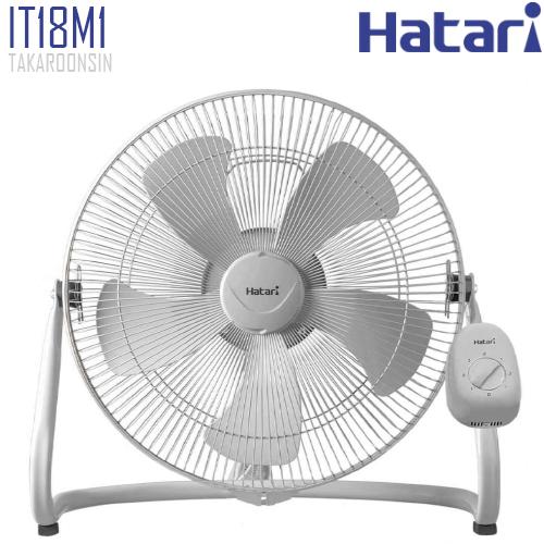 พัดลมอุตสาหกรรม  HATARI รุ่นIT18M1
